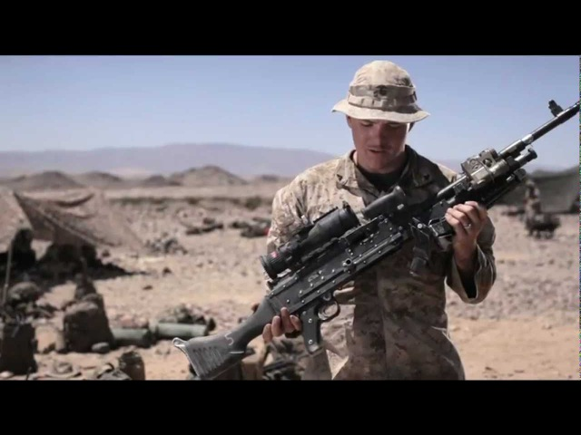 Marine Corps Weapons