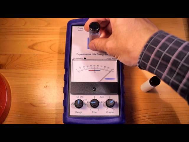An introduction to Measuring Orgone Energy