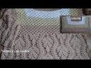 Canesu en crochet para blusa crema parte 1 crea tu propio diseño