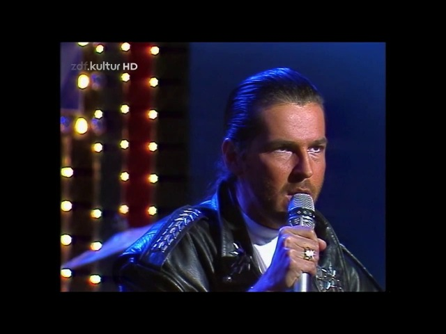 Thomas Anders ZDF Hitparade