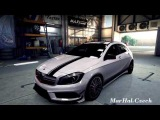 MERCEDES-BENZ A 45 AMG 14 MILE - CSR RACING 2 - ANDROID, IOS GAMEPLAY HD VIDEO