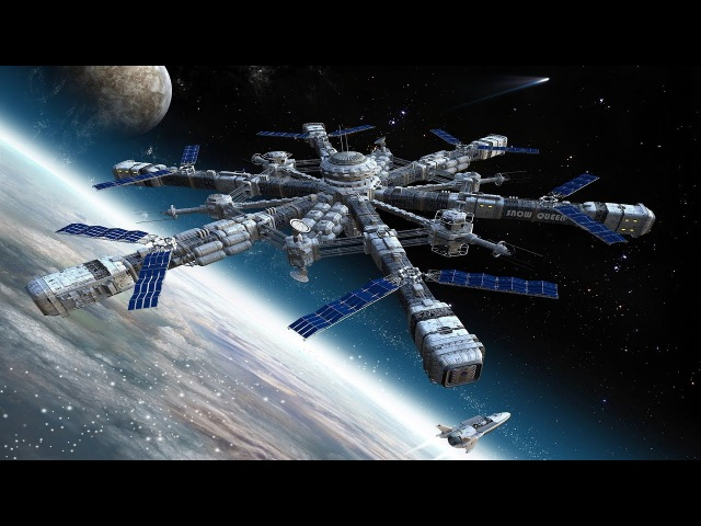 Космические технологии будущего Сложности и опасения ученых HD