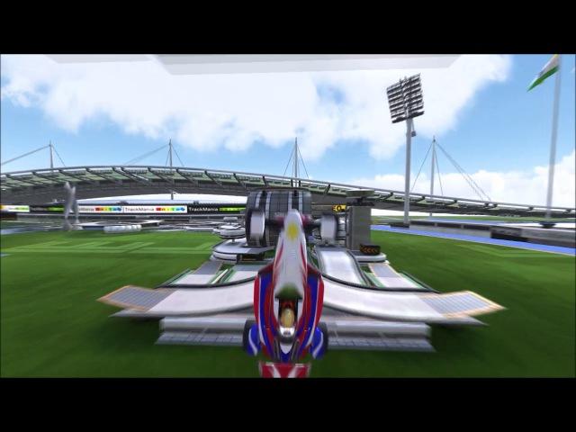 Trackmania | Mapper Showcase | Nop
