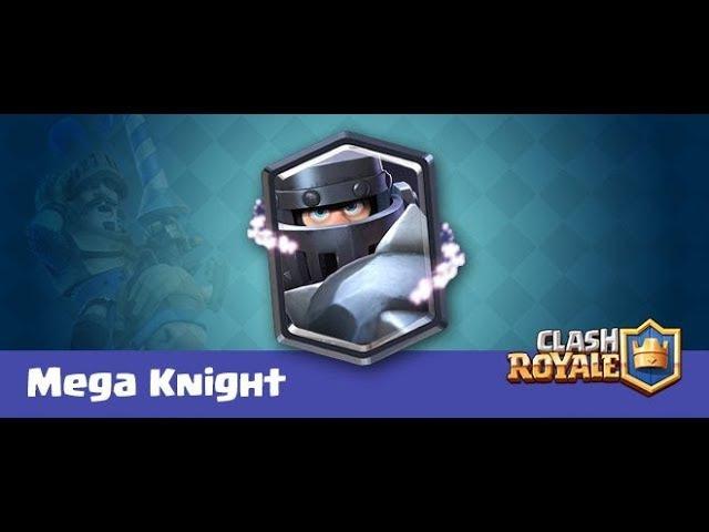 Cum sa treci Mega Knight Challenge
