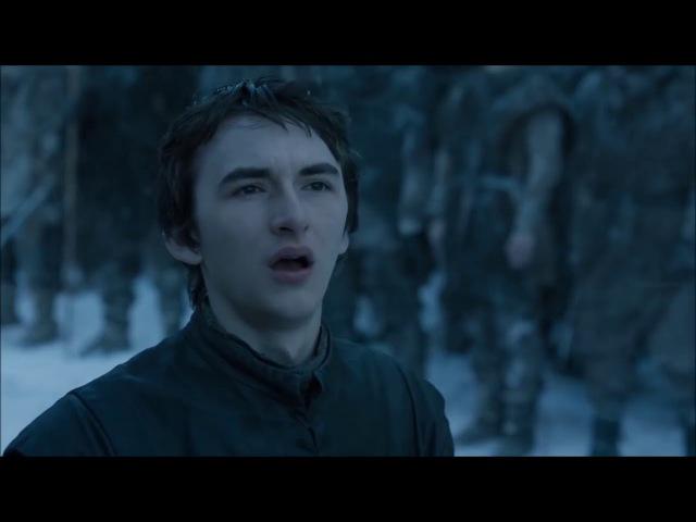 Игра престолов - Король Ночи оставил метку на Бране