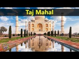 Taj Mahal Destination Spot  Top Famous Tourist Attractions Places To Visit In India