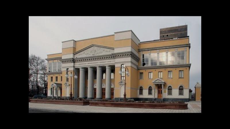Торжественный концерт, посвященный 159-летию со дня образования города Хабаровска