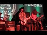 El Paso Sugar - Lance Lopez - LIVE! at The 2016 Dallas International Guitar Show