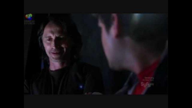 Stargate universe - episode 8 scene .wmv