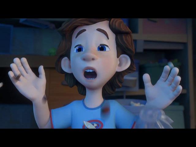 Zeichentrickfilme für Kinder - Die Fixies - Lieblingsfolgen von Tom Thomas - Sammlung 1