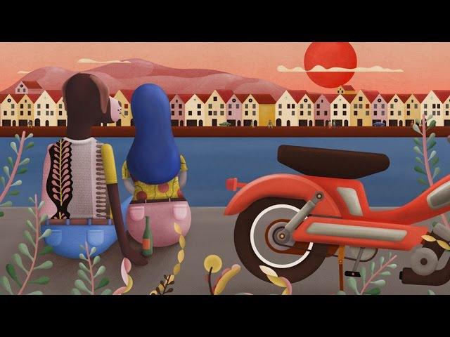 Kakkmaddafakka - Lilac (OFFICIAL MUSIC VIDEO)