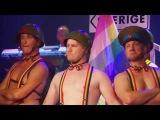 Шведский юмор: Pусские гей-солдаты. РУССКИЕ СУБТИТРЫ.