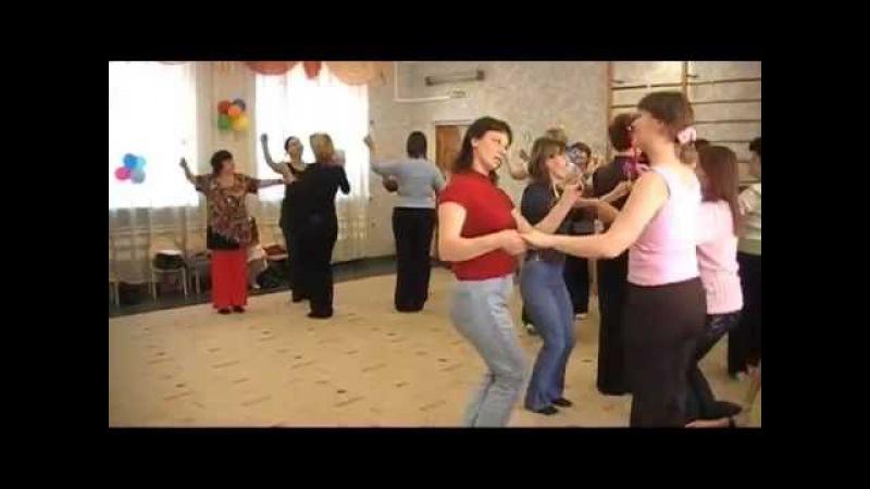 Танцевальная ритмика в детском саду(полька, чарльстон, с веточками)