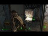 Fallout 4  Когда ты синт и забыл обновить дрова