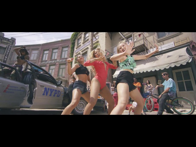 Faydee feat. Kat DeLuna Leftside - Nobody (Official Video UHD 4K)