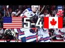 Canada vs USA | 2017 Gold Medal Game IIHF World Junior Championship | (TSN) Jan. 5 , 2017