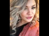 Руслана Мишина решила изменить прическу и цвет волос и демонстрирует великолепный результат