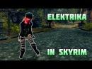 [Skyrim] Shake It! - Dancing Animations - Elektrika