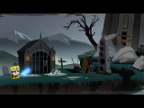 South Park The Stick Of Truth (2012 THQ Build) - Cut Cemetery Level