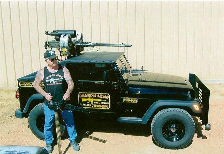 Самый вооруженный человек в Америке