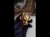 Винтажная брошь крест Edouard Rambaud