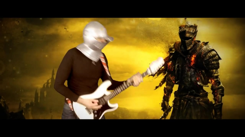 Dark Souls 3 - Main Menu Theme Epic Metal Cover (Little V)