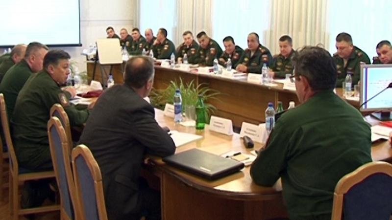 Сборы военных воспитателей РВСН