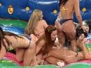 Brazilian TV Show - Soap Soccer | Sexy, sex, girl, ass, music, game, sport, show, ero, hot, new, 2017
