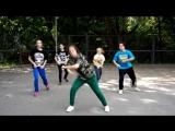 Учимся танцевать. Lil John - Get Low. Обучающее видео Хип-хоп танцы 3