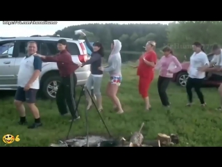 Как у нас в деревне летом ❤ ПРИКОЛЫ 2015 Прикольное видео Смешное видео 2015 Сме