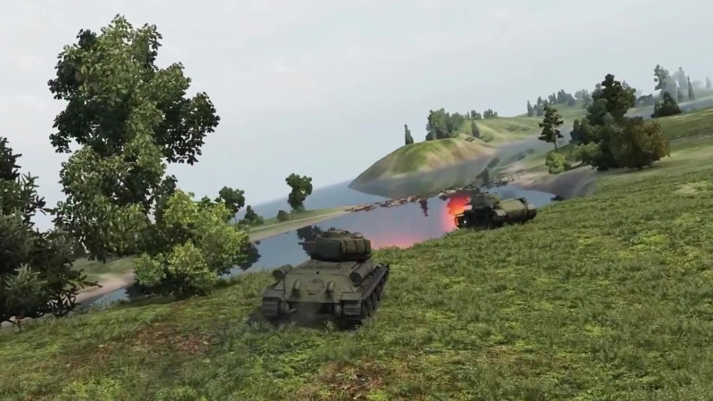 M18 Hellcat Достану даже в аду Frag movie от Arti25 World of Tanks