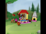 Лесной домик Белоснежки - LEGO Juniors (10738)