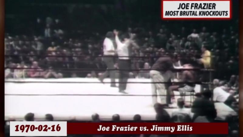 Джо Фрейзер - легенда!