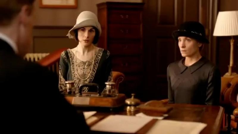 «Аббатство Даунтон»: 6 сезон (ТВ-ролик №3)