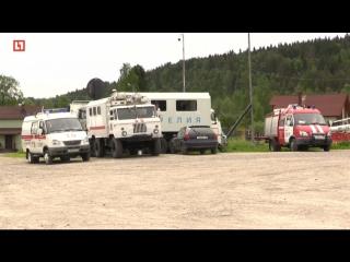 Продолжается поиск пропавших подростков на озере в Карелии