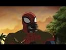 Великий Человек-паук - Дикий Человек-Паук - Сезон 3 Серия 8 _ Marvel