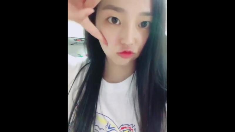 170910 Yeeun @ Fancafe