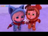 Ten-Little-Snowflakes-_-Winter-Song-for-Kids-_Christmas-Songs-and-Nursery-Rhymes-from-Dave-and-Ava