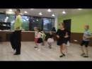 Спортивные бальные танцы (младшая группа)