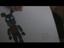 Мои рисунки фнаф№1