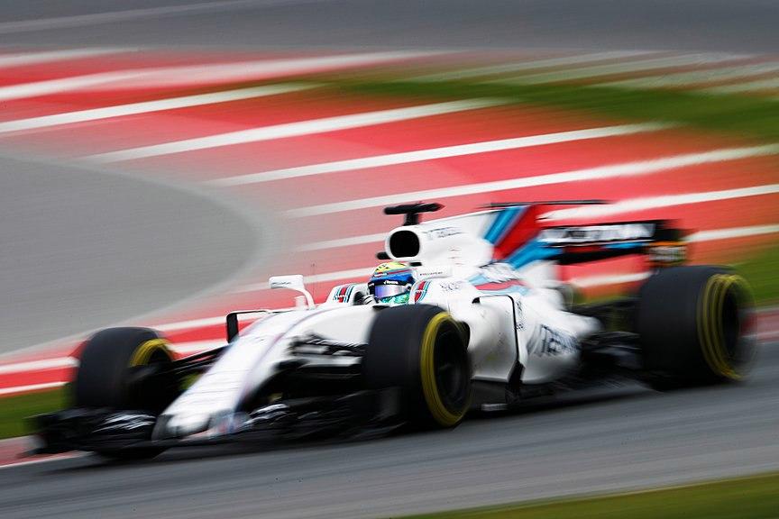 Фелипе Масса лидирует на тестах команд Формулы-1 7 марта 2017 года