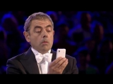 Mr bean best live performance funny in london