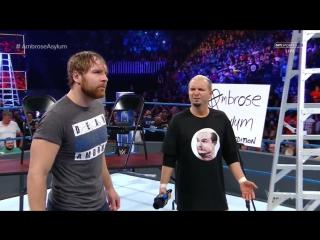 Wrestling Home: SmackDown Live 29.11.2016