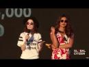 Priyanka Chopra & Rachel Brosnahan  at Global Citizen Festival 2017