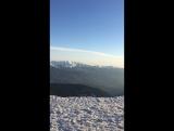 2340 над уровнем моря Роза хутор