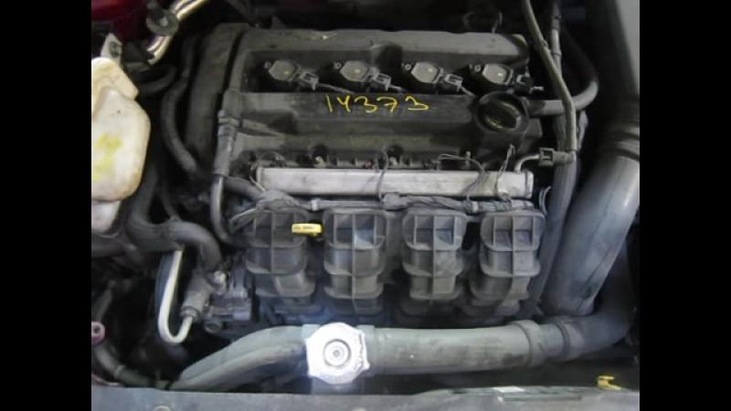 Контрактный двигатель Dodge Caliber 08 г. 2,0 ECN. Отправляем по РФ, КЗ, СНГ.