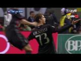 هدف عالمي للوكاتيلي في مرمى بوفون || ميلان 1 - 0 يوفنتوس || الدوري الايطالي بتعليق رؤوف خليف