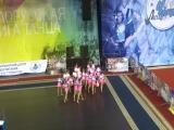 Miami. Открытый чемпионат РБ по чирлидингу 2017. Freestyle Pom team. Children.