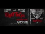 Daniel Gun  Sutter Kain - Glock 9 feat. Donnie Darko