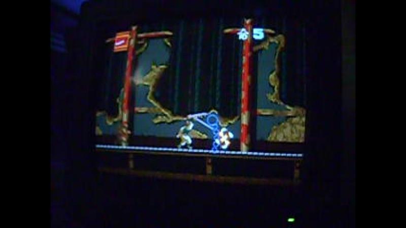Ninja Spirit ~ Saigo no Nindo (PC Engine)